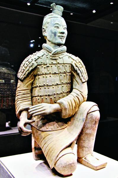 艺术之始 雕塑为先——中国古代体育雕塑之美