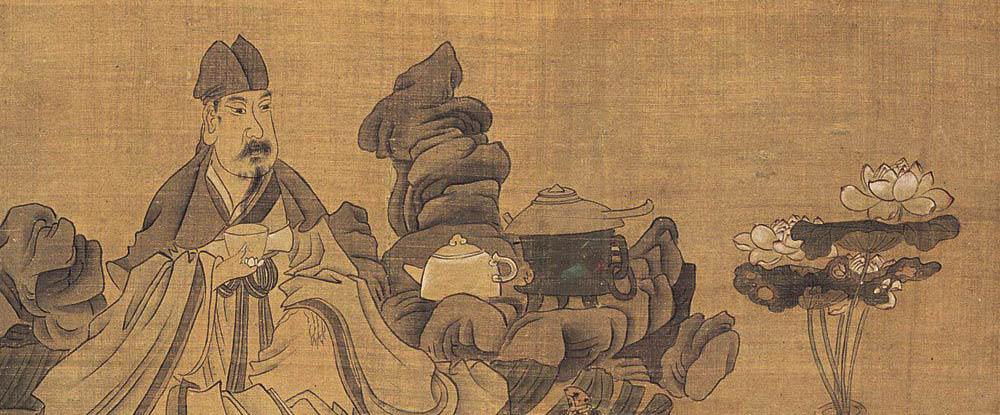 陈洪绶中国画作品网上展厅