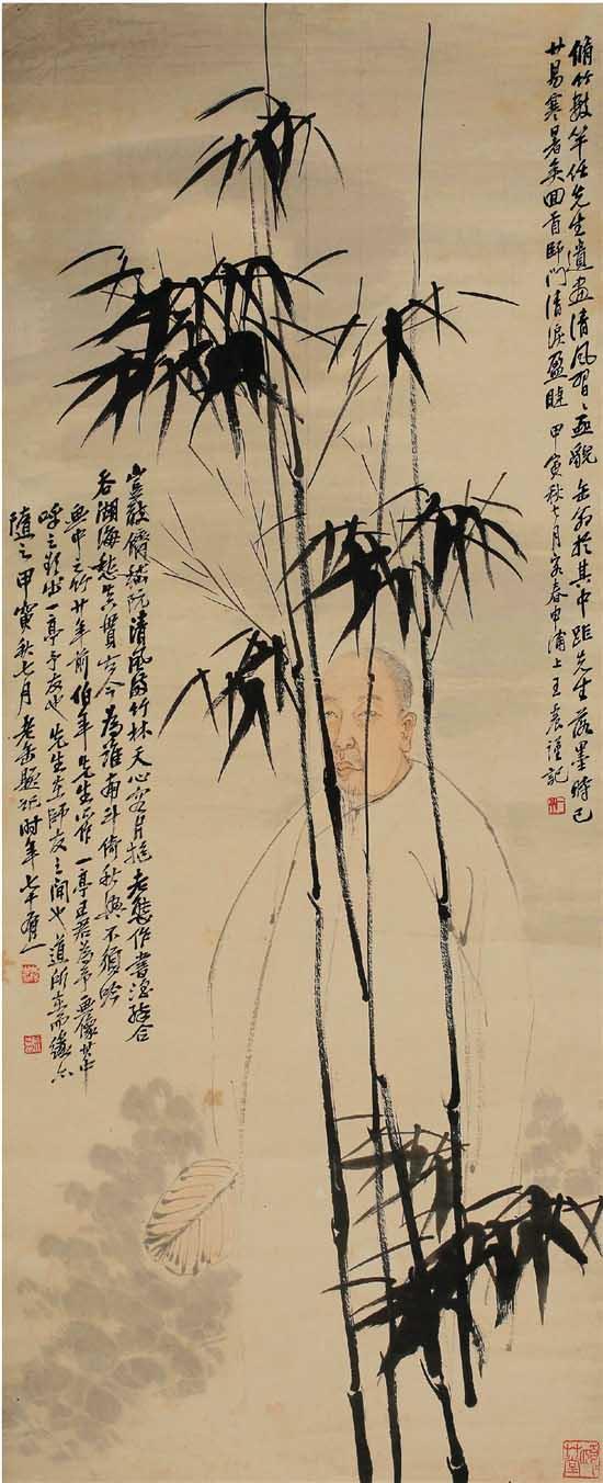 帝家丽手绘壁纸梅花