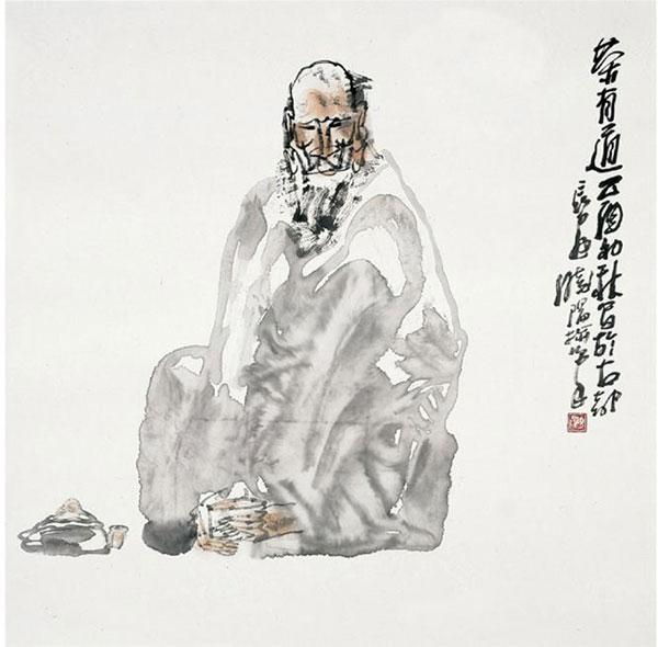 杨晓阳作品《茶有道》