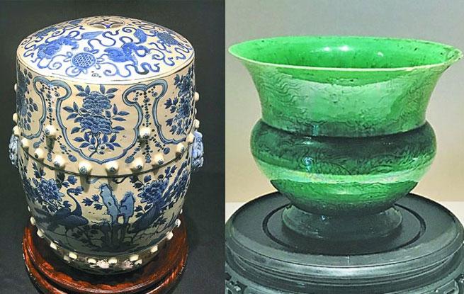 景德镇出土瓷片与三朝传世瓷器精品聚首故宫