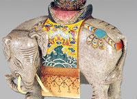 南京博物院收藏的清乾隆瓷器