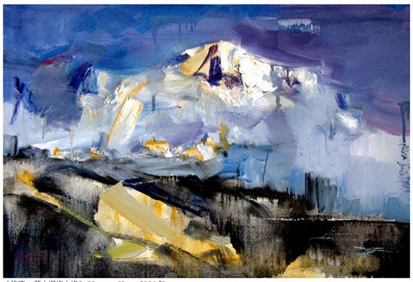文心意写——徐里在现代语境中对意象油画的诗性探究