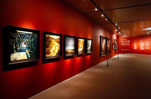 2019央美造型藝術年度提名展開幕 周吉榮葉南雙個展回顧藝術創作