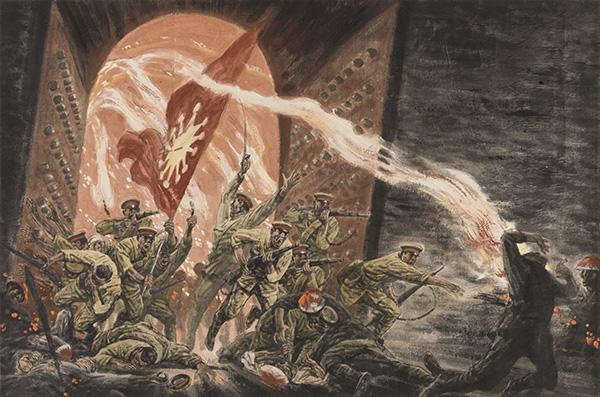 冯远:艺术家当不负历史与时代