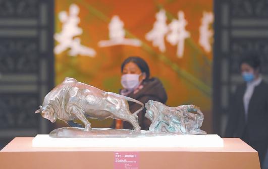 """中国美术馆2021新年大展""""美在耕耘""""阵容揭晓"""
