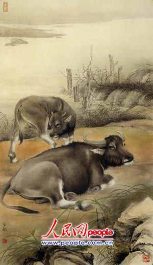 走兽画》,《新工笔动物画》,《工笔动物画新技法》,《工笔猫狗技法》