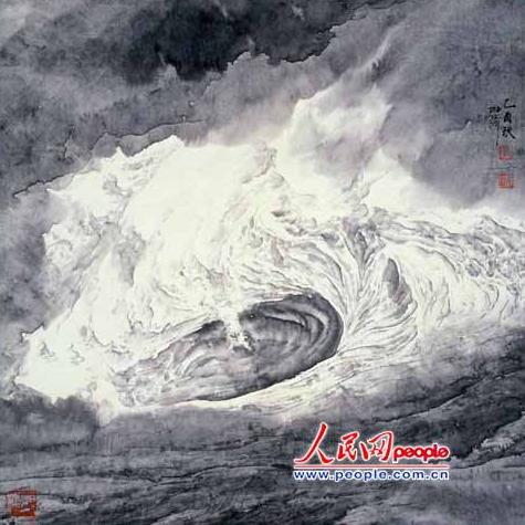 许坤涛笔下的海洋世界