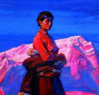走中国油画的创新之路――詹建俊油画艺术专栏 - 静涛 - JINGTAOS BLOG