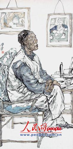 永远的主题,不衰的魅力 李学荣的人物画创作
