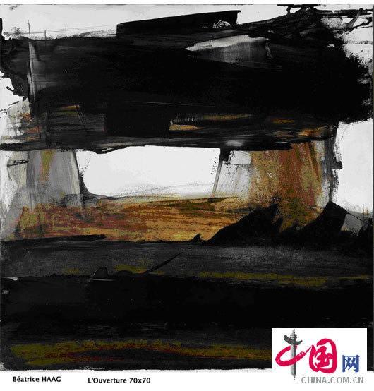 第二届法国当代绘画展将于4月在京举办 (5)