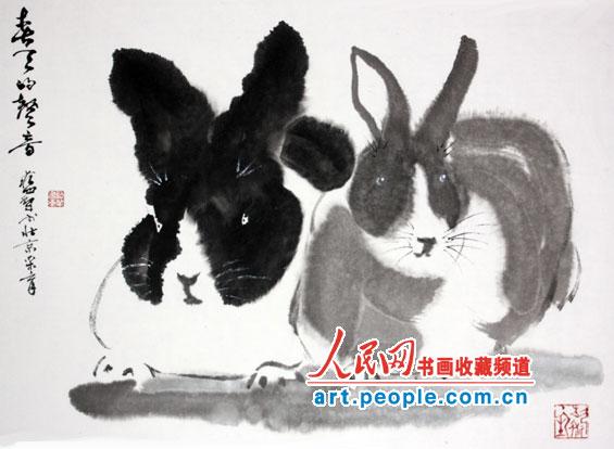 中秋佳节 人民网书画收藏频道倾情奉献艺术饕餮盛宴