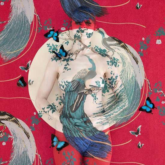 惊艳绝伦的人体彩绘艺术 (2)