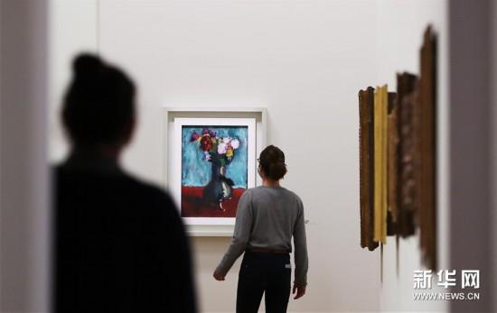 (国际)(1)法国:《马蒂斯:像一部小说》——纪念马蒂斯诞辰150周年回顾展在蓬皮杜中心开幕